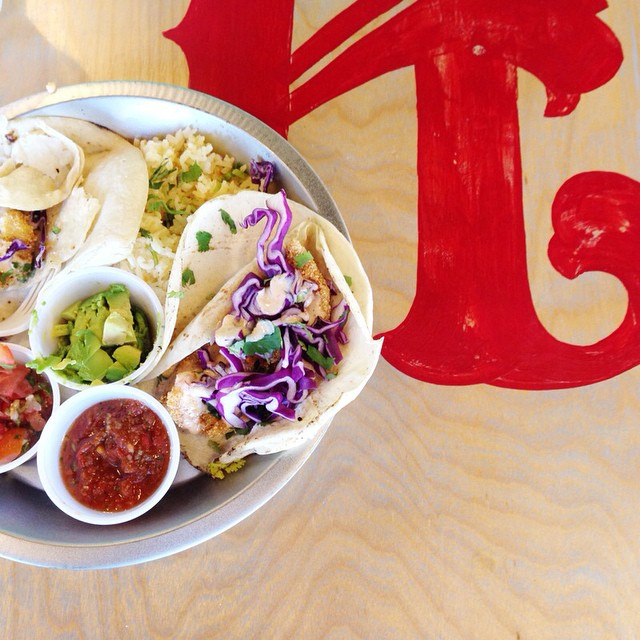 Hoochie's also closed and reopened in a new spot. We love their tacos.