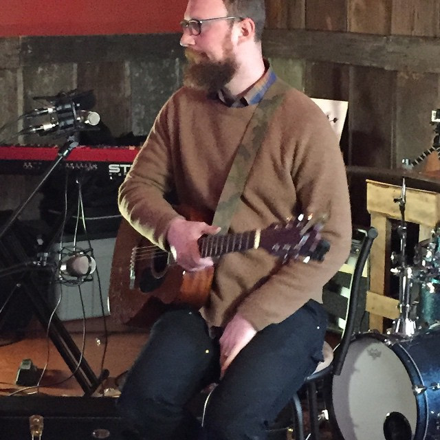 SoFar DFW had a show at Audacity Brewhouse on Sunday. Here's Ryan Pickop.