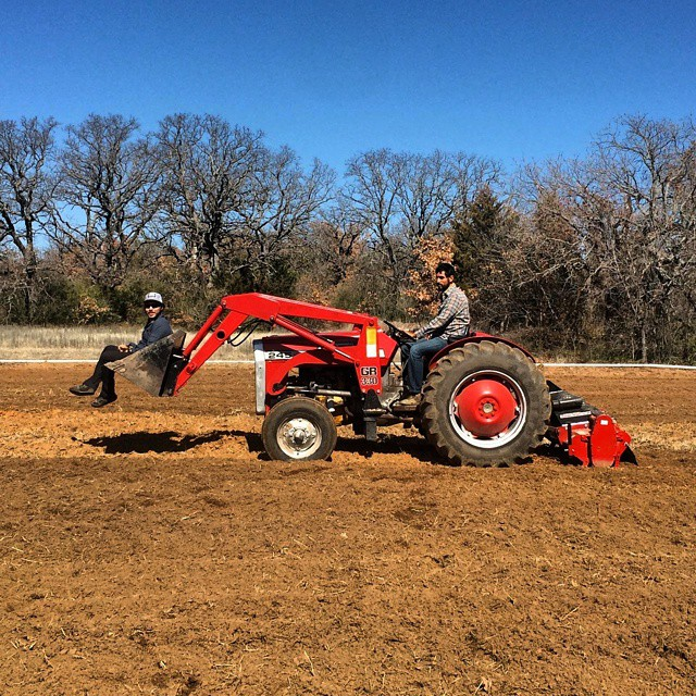 @marciodanieldasilva and some tractor fun.