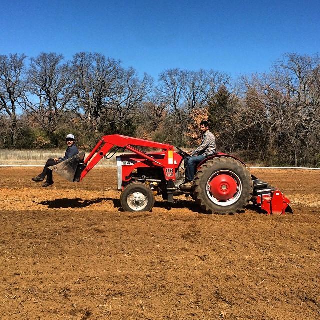 @marciodanieldasilva and some tractor fun.