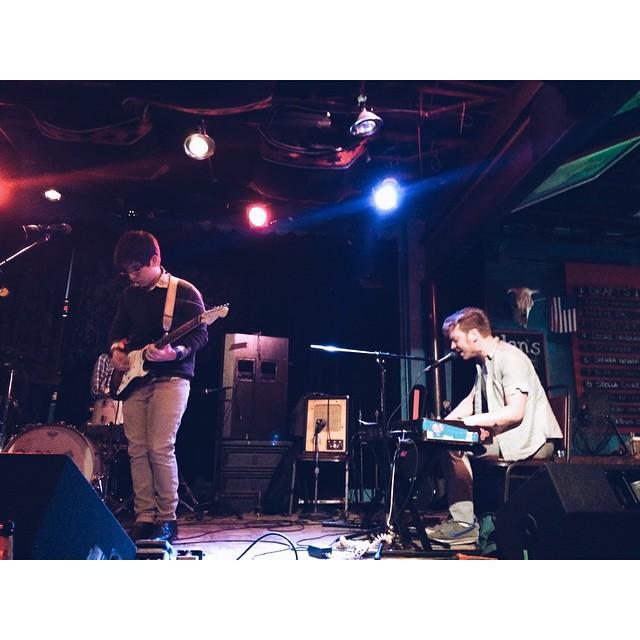 DEERPEOPLE at Dan's Silverleaf by @ShainaSheaffPhoto.