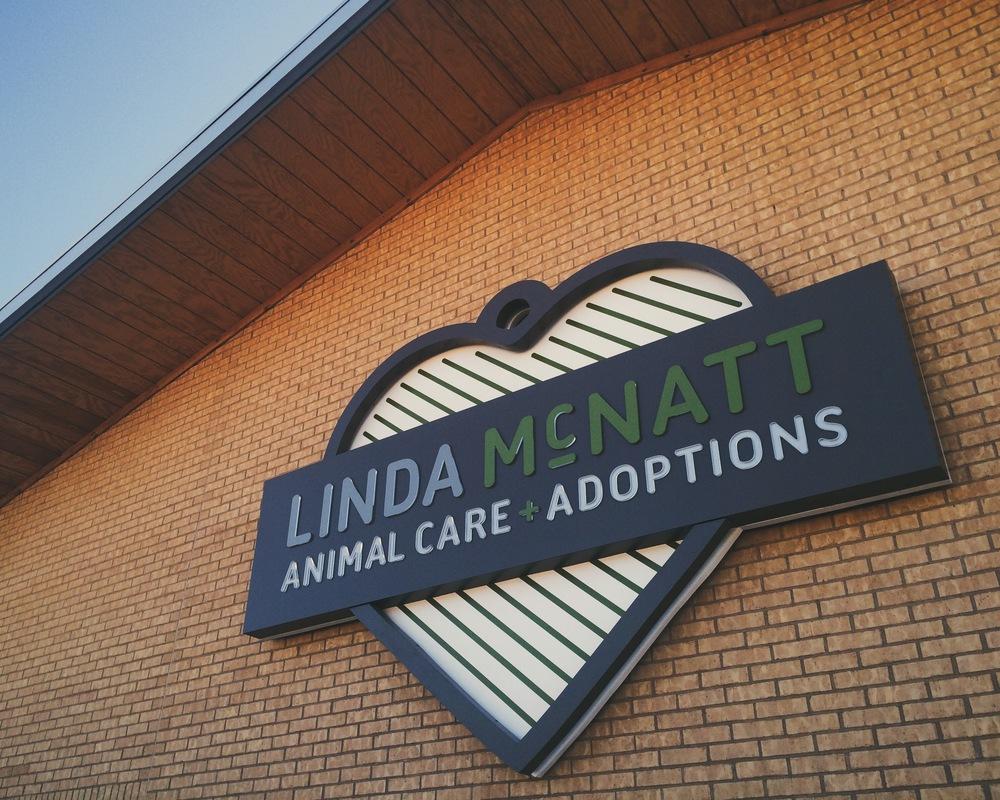 The Linda McNatt Animal Care and Adoption Center opened last week.