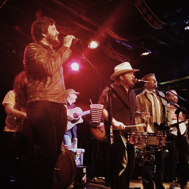 The Boxcar Bandits, Midlake, and Jason Lee took to the stage at Dan's Silverleaf.