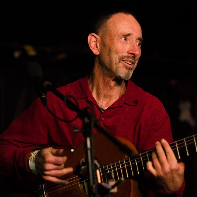 Jonathan Richman of The Modern Lovers played Rubber Gloves last week.
