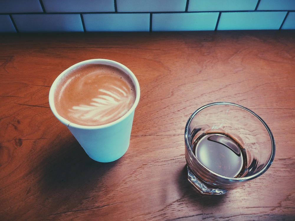 Caffeine with a side of caffeine at Cultivar.