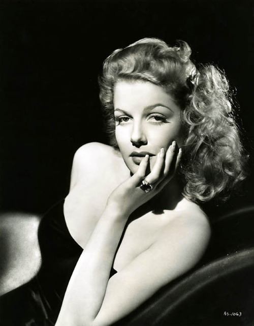 """Denton's dame-of-fame is the 1930's """"Oomph Girl"""" Ann Sheridan."""