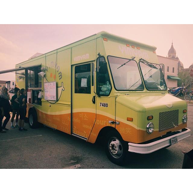 Yim Yam was one of the food trucks we hope we see again soon.