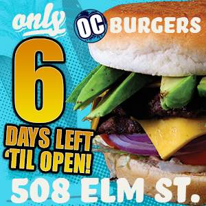 Opening soon at 508 S. Elm St. in Denton!