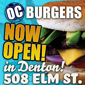 Now Open at 508 S. Elm St. in Denton! (South of the Square)