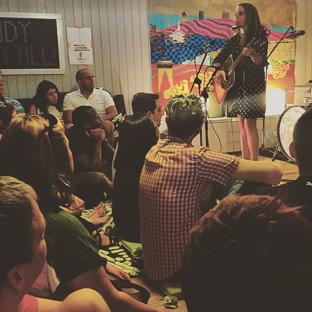 Sofar Sounds DFW put on an intimate show with a bunch of great local artists this weekend.