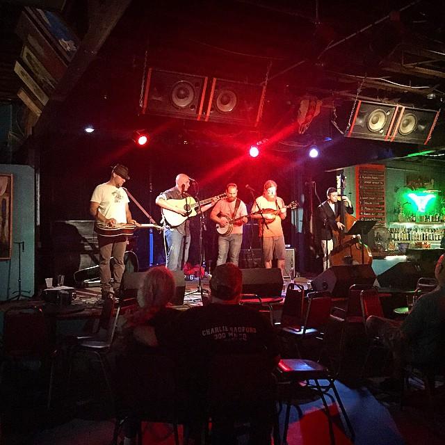 Boxcar Bandits at Dan's Silverleaf.