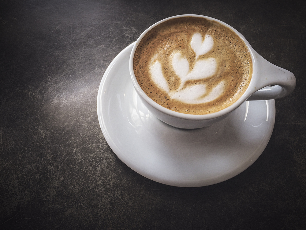 Let's end with a West Oak cappuccino today. Have a great week, everyone!