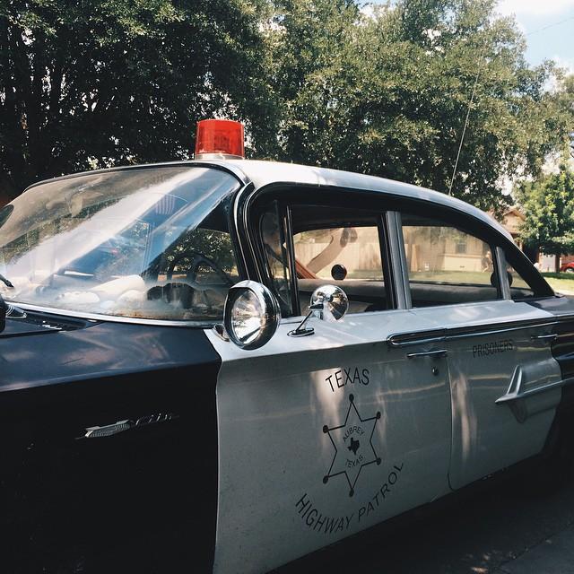 Texas Highway Patrol.