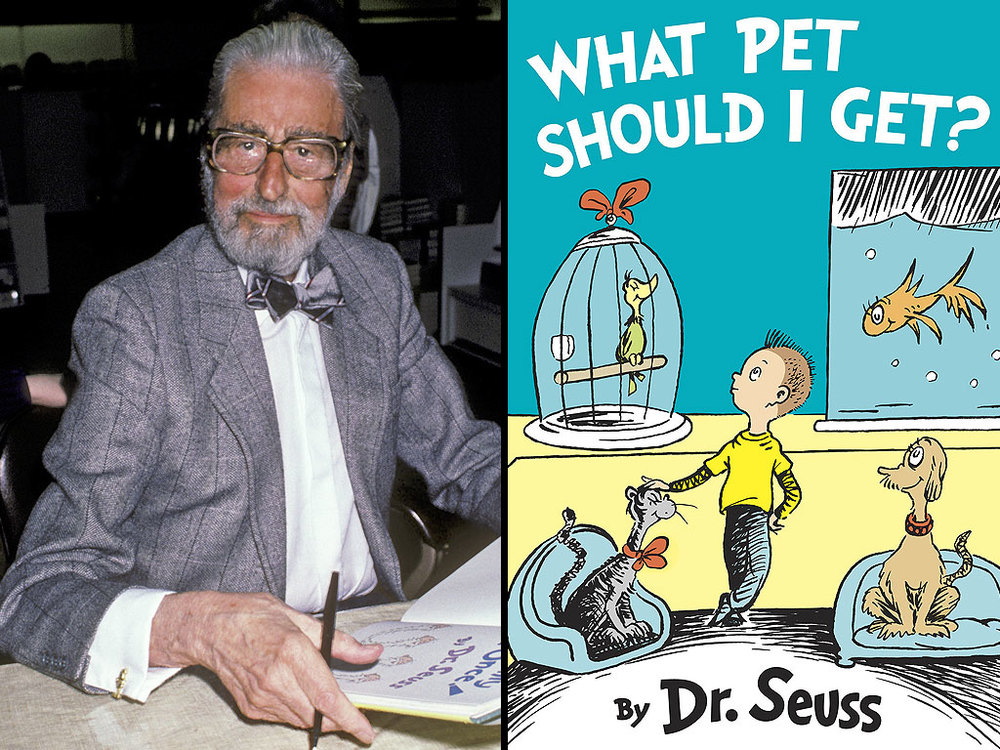 Celebrate the newfound Dr. Seuss book at Barnes and Noble on Saturday.
