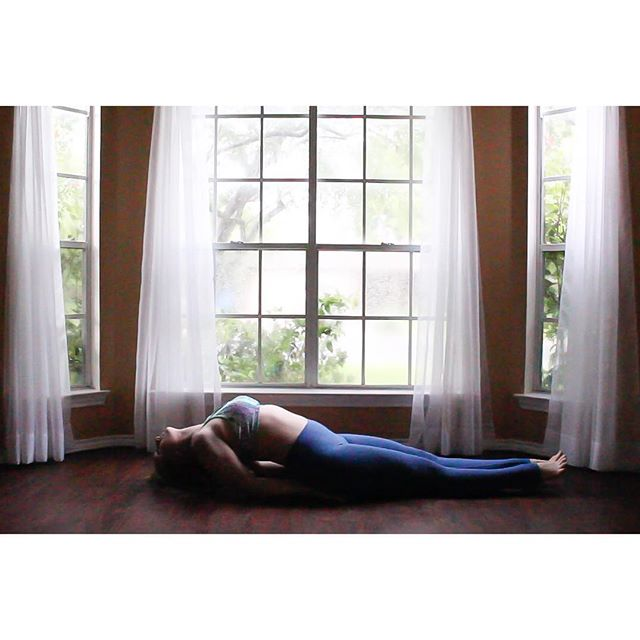 Yoga and window light from @erikarecord.