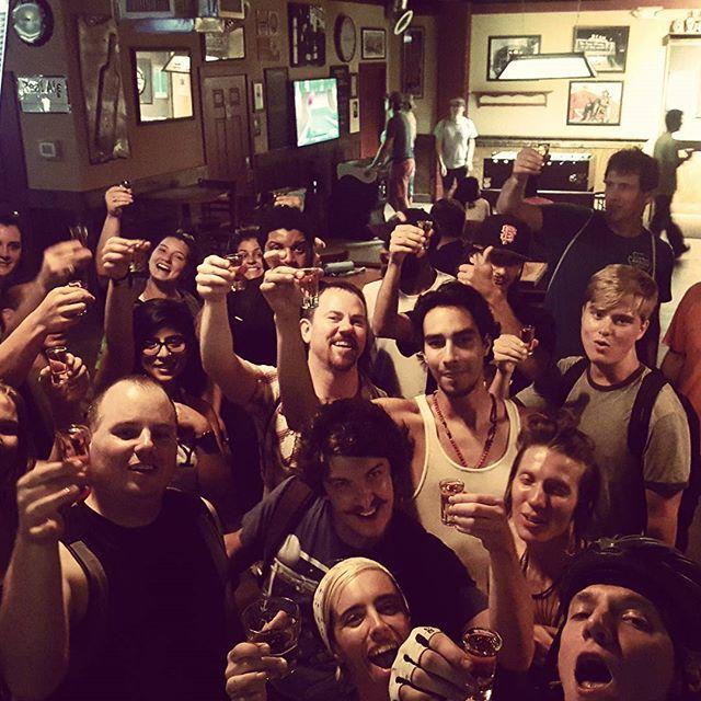 "@eastsidedentontx says, ""Cheers!"""
