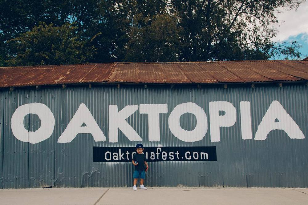 If you thought this weekend was packed,wait a few more days until Oaktopia is in full force. We're kinda pumped and have some fun stuff up our sleeves. Photo from @aaronlancelopez.