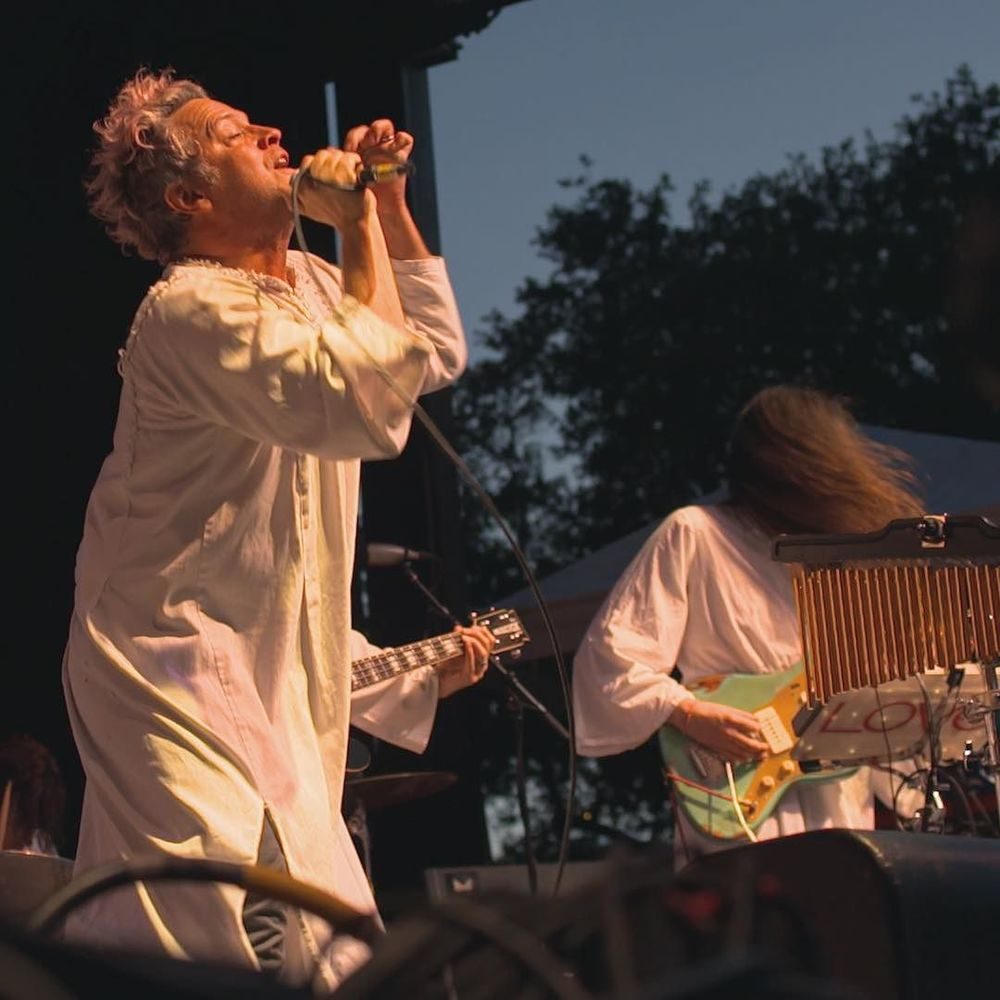 The Polyphonic Spree. Photo by @BetweenthePixels.