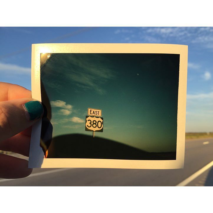 @jayhumez on 380 with her land camera.