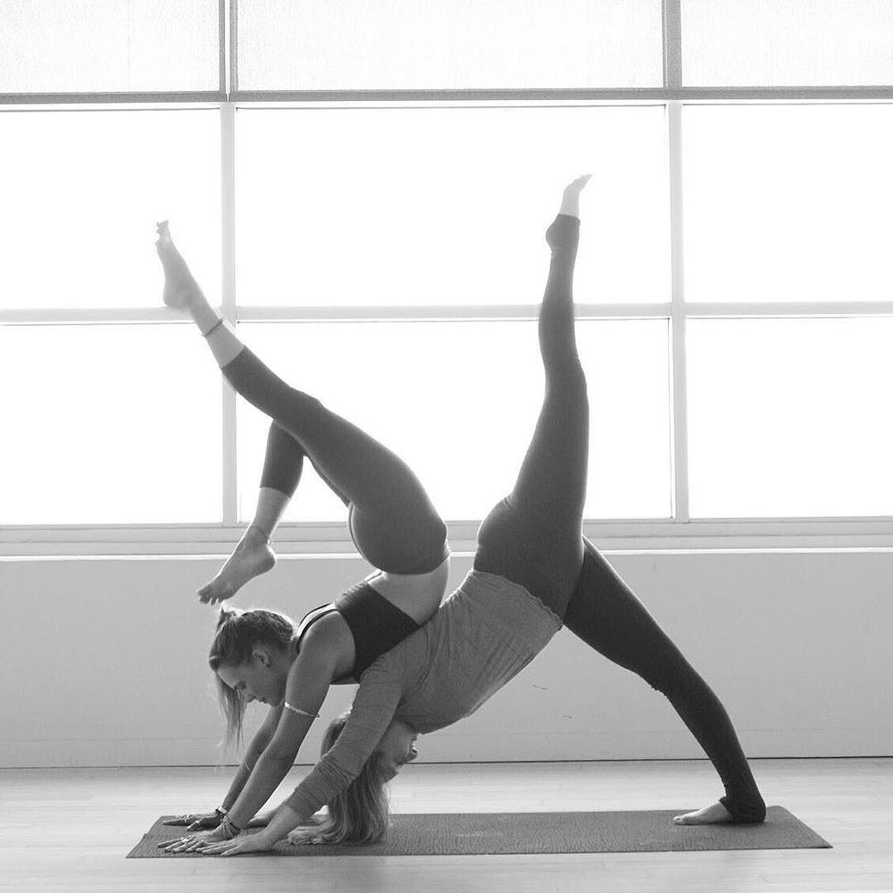 Have y'all taken a class at @inspireyogadenton Denton location on Hickory St. at H Squared yet?