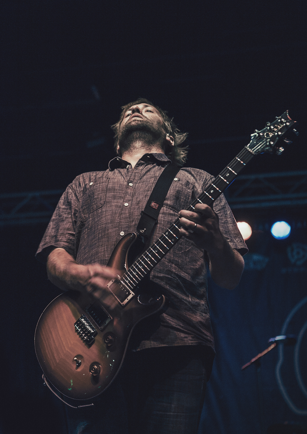 Minus the Bear.Photo by Will Milne.