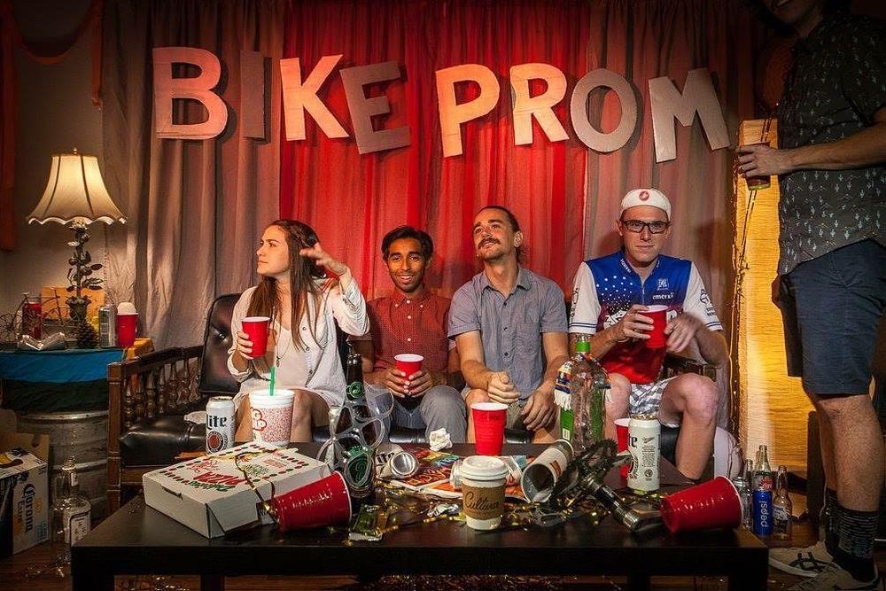 Bike Prom at Sprockets! Photo from @ssssirignano.