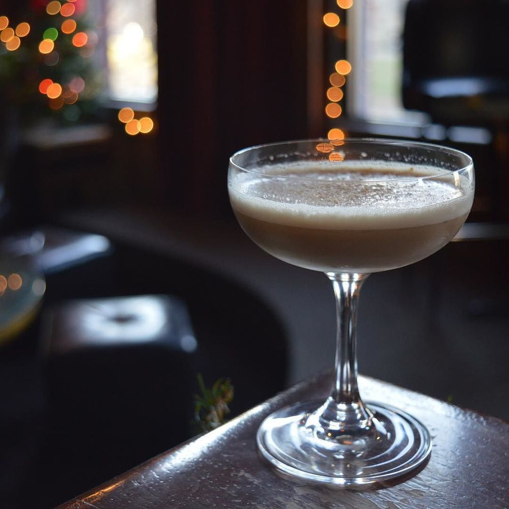 The Brandy Alexander at @Paschall_Bar.