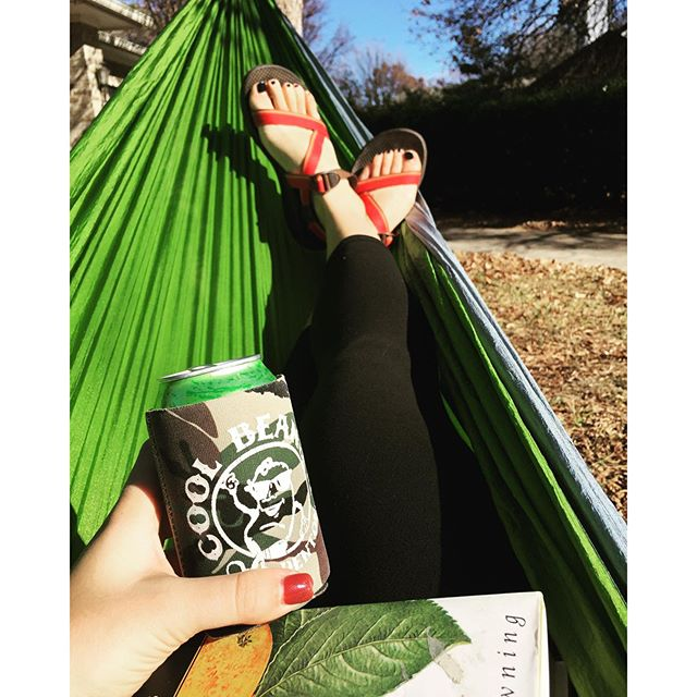 A sunny Christmas Eve made for plenty of outside time last week. Photo by @_merms_marie_.