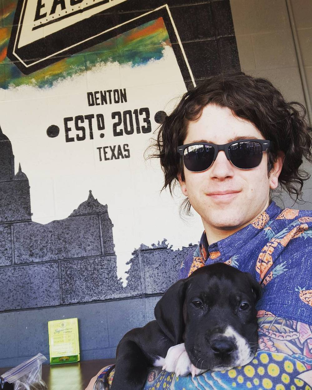 Puppies at @eastsidedentontx.