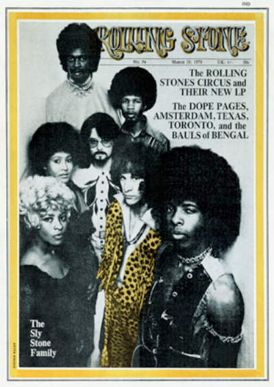 The Psychedelic Funk legends are also Rolling Stone cover royalty.