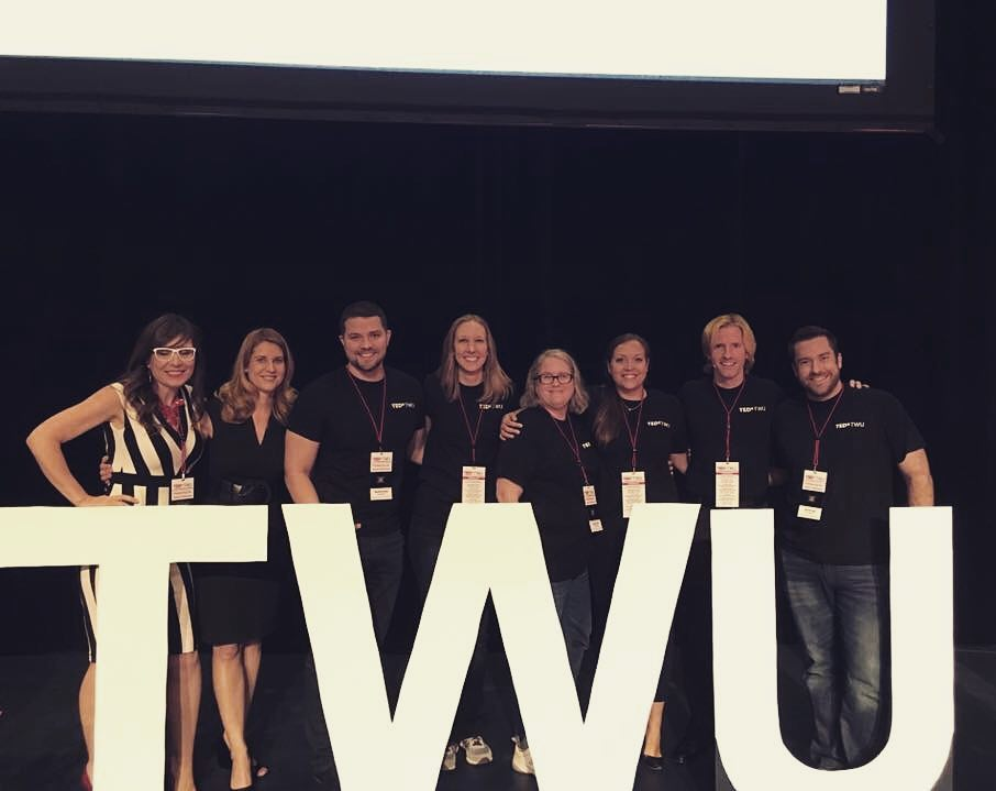 The first ever TEDxTWU event was held last week and was filled with all sorts of inspiring speeches. Photo from @drcruz32.