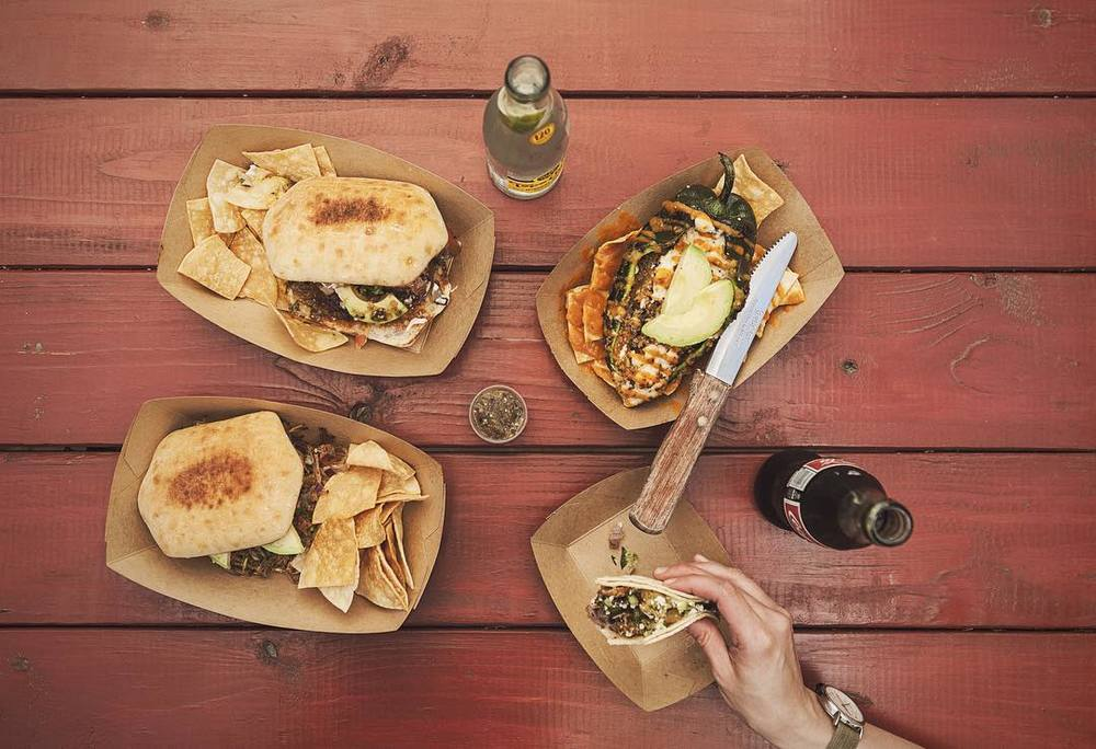 We ate way too much food at Flatlander's last week, but we did it for you and don't regret it. Photo by @wedentondoit.