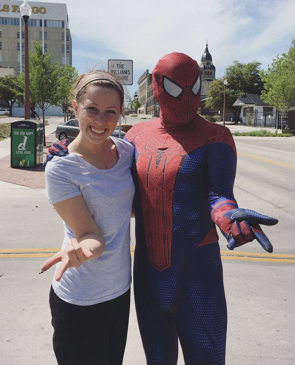 @lmaeguuula73 is on Spiderman's side for Civil War.