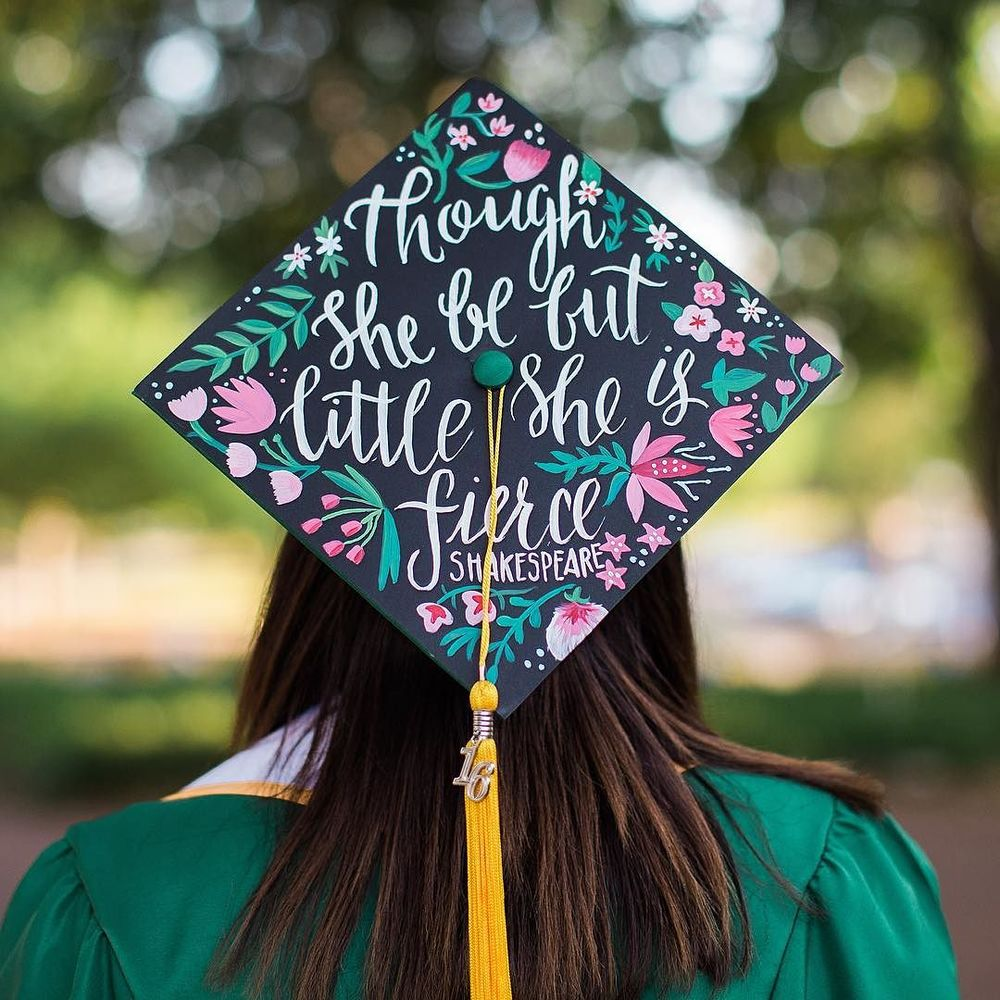 UNT grads, your time is near. Photo from @salomonsaysphoto.