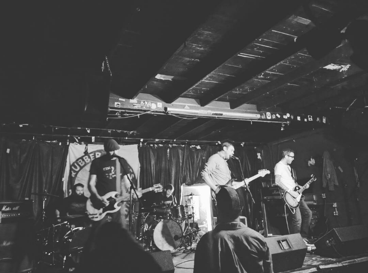 Codetalkers at Rubber Gloves. Photo by @tffnyyngbld.