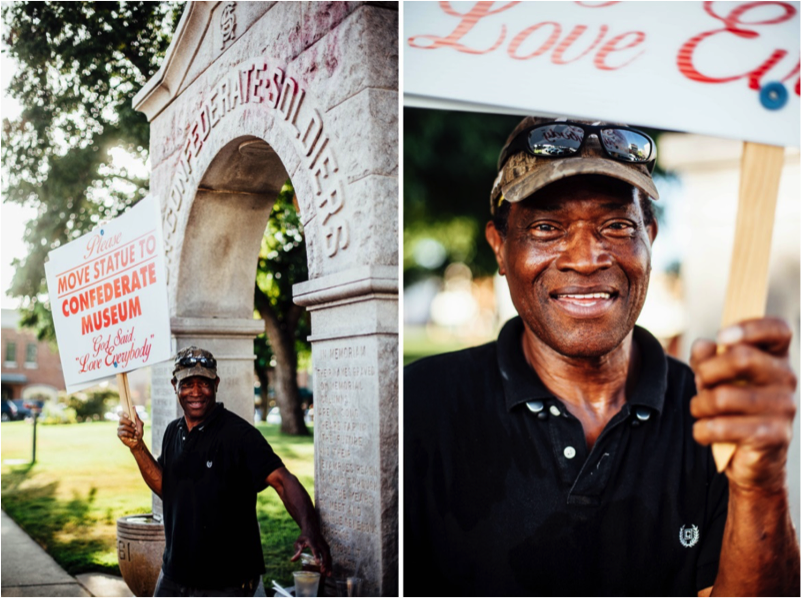 Willie Hudspeth is a long-time advocate for preserving Denton County's African-American history. People of Denton has a great post featuring Hudspeth that you should check out here.