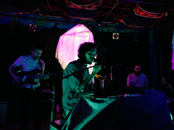 @joshpiers caught Pageantry's set at the release show for their new EP, Vicious Wishes.