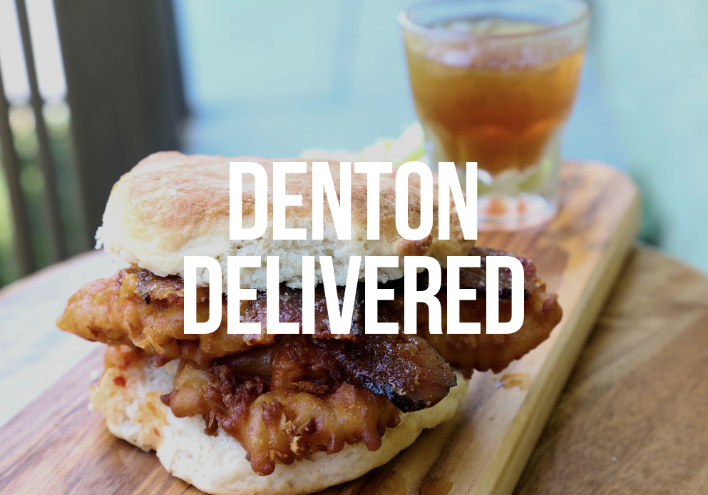 Denton Food Delivery Service