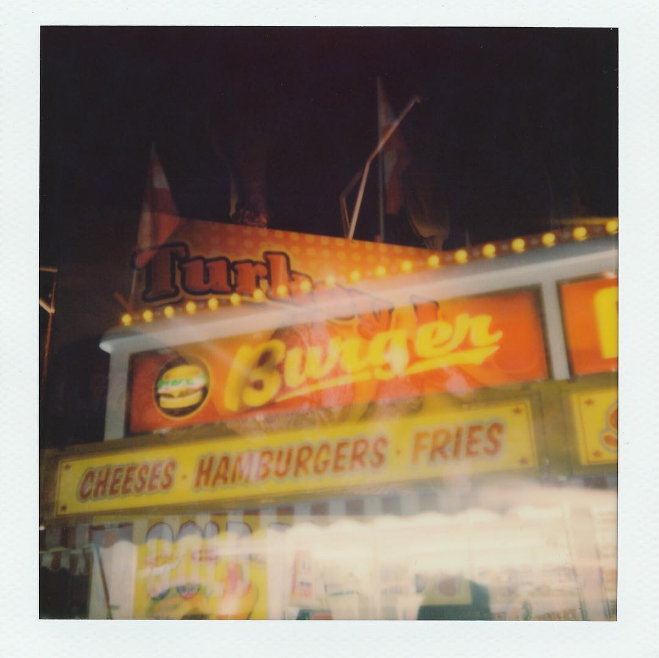 @andyo7 with a shot from the Pola-walk at the North Texas State Fair from Saturday evening.