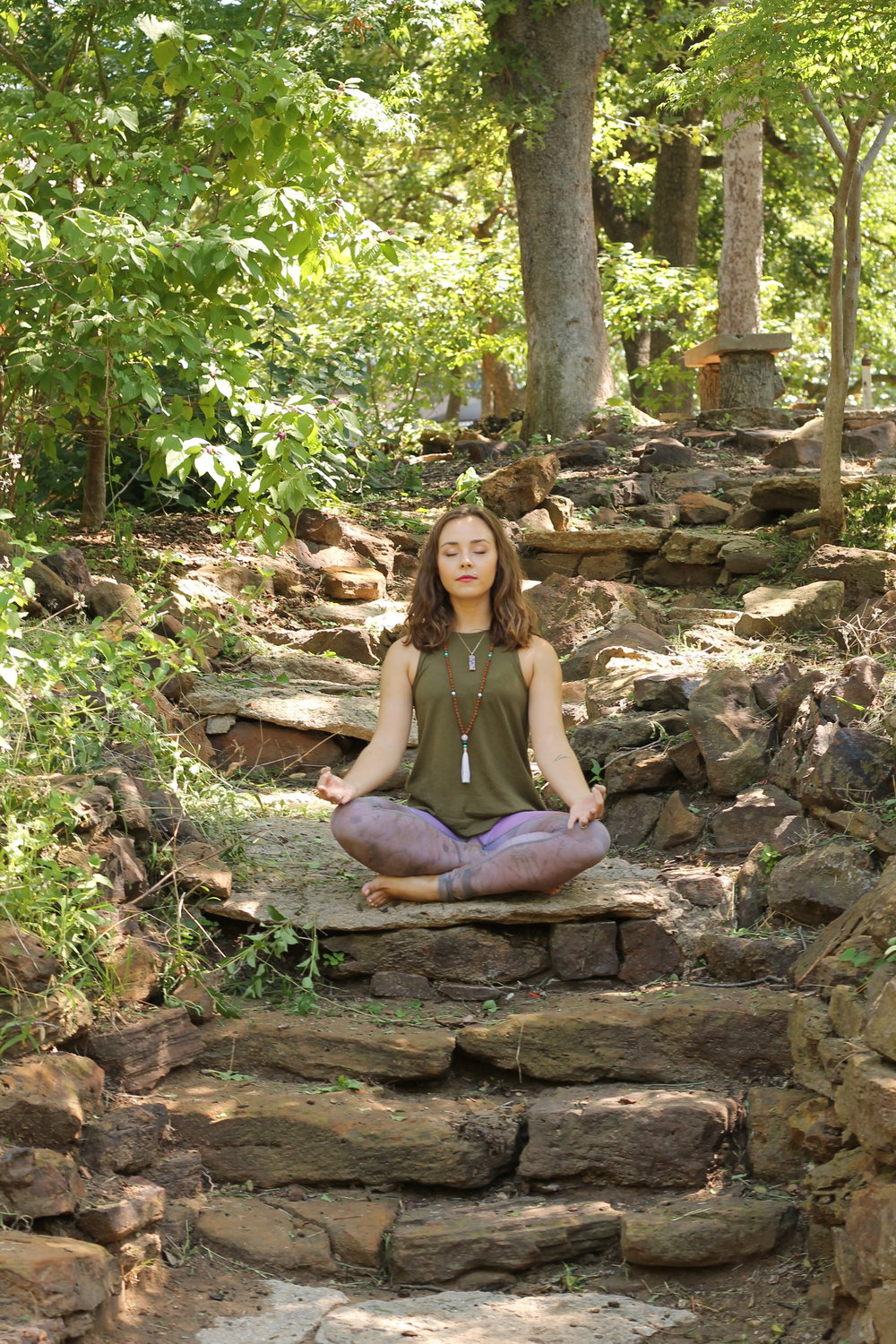 Liz King talks about how you might be practicing yoga without evening knowing it!