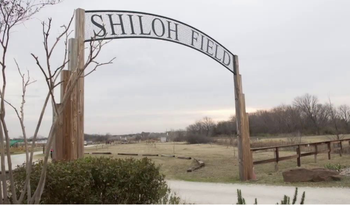 Shiloh Field  is the largest community garden in the USA, and a neat spot to check out.