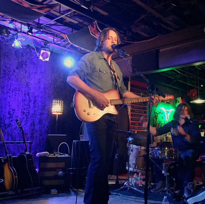 @hayescarll at Dan's Silverleaf. Photo by @lisamarie1024.