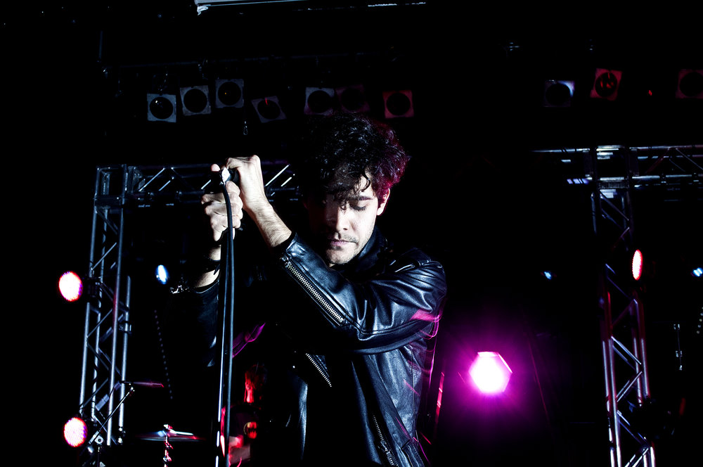 Alan Palomo, former Dentonite and frontman of Neon Indian, will be in town discussing how to launch a music career from Denton, TX during Oaktopia's panel discussion on Saturday.
