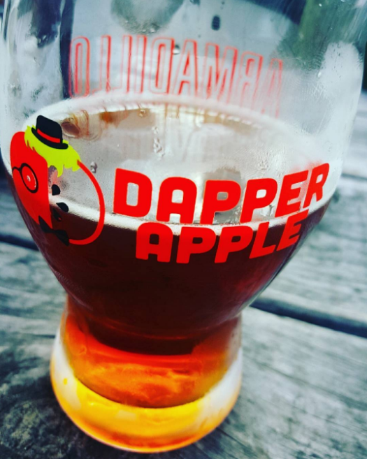 Armadillo Ales put out their first new beer in a hot minute the other week. Have you tried it yet?@hooplahicktx sure has and she got a sweet limited edition glass to go with it.