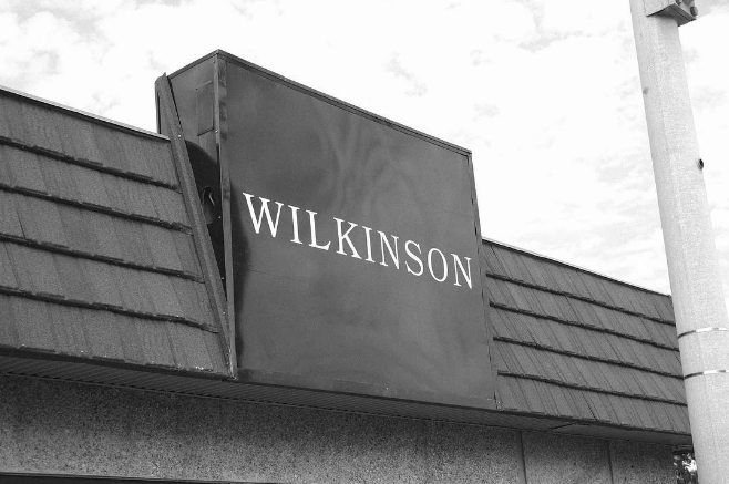 @wilkinsontx got some new signage! We can't wait.
