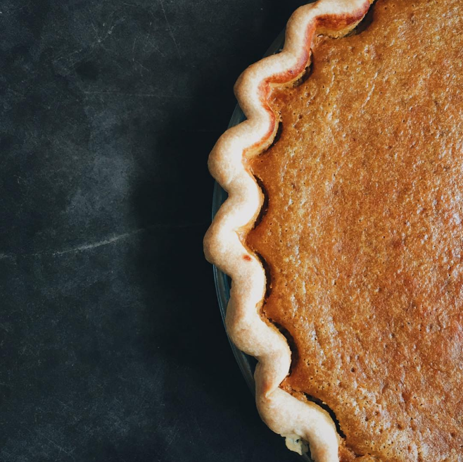 @scoutbakedgoods says that the time to order your pies for Thanksgiving is now!