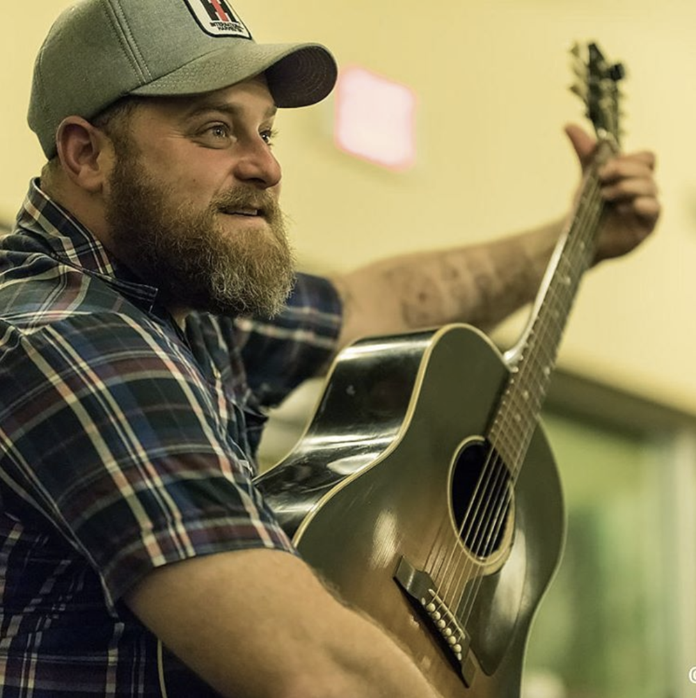 Isaac Hoskins played Shift Coffee on Friday. Here's a photo of the event from @thepsychogeoff.