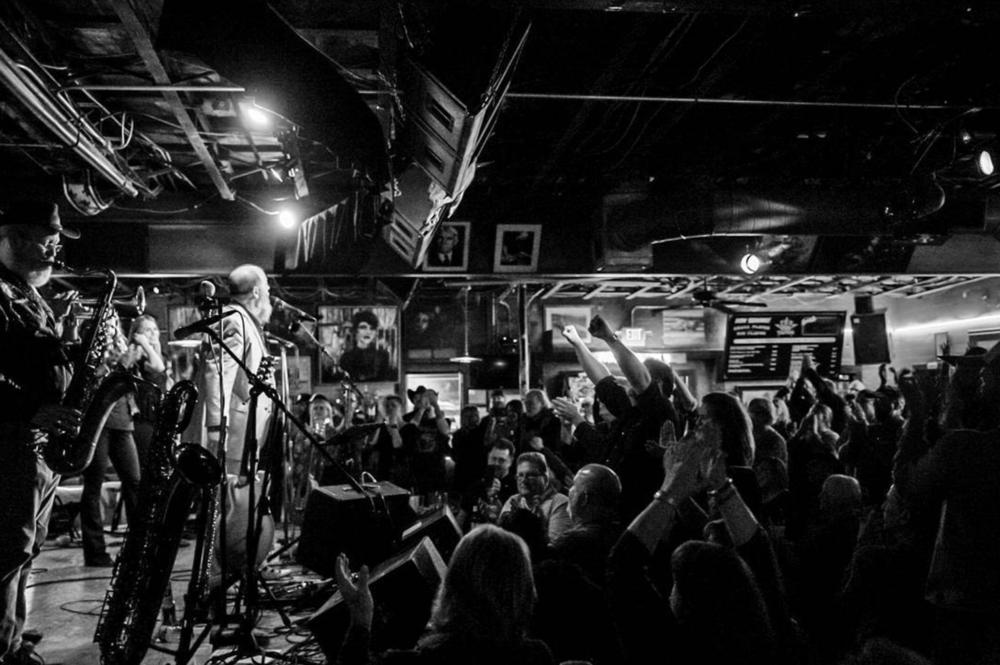Shiny Ribs at Dan's Silverleaf on Friday evening. Photo by @rlmegan.
