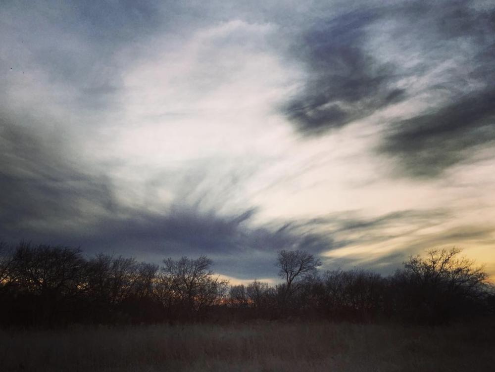 Winter sky #1 from @aereis22.