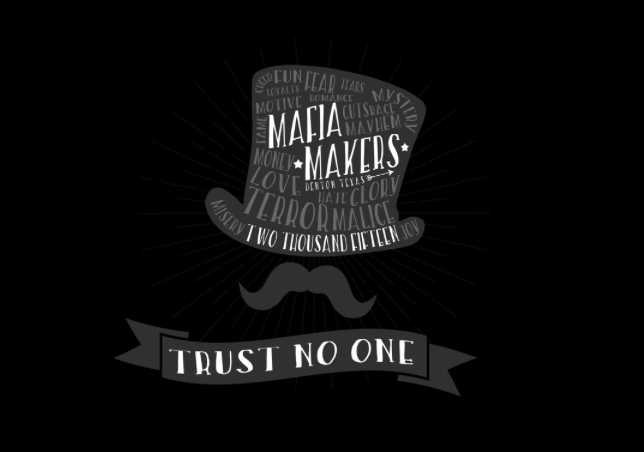 2015 Mafia T-shirt Design